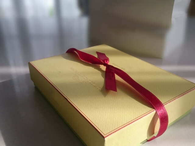 present-box
